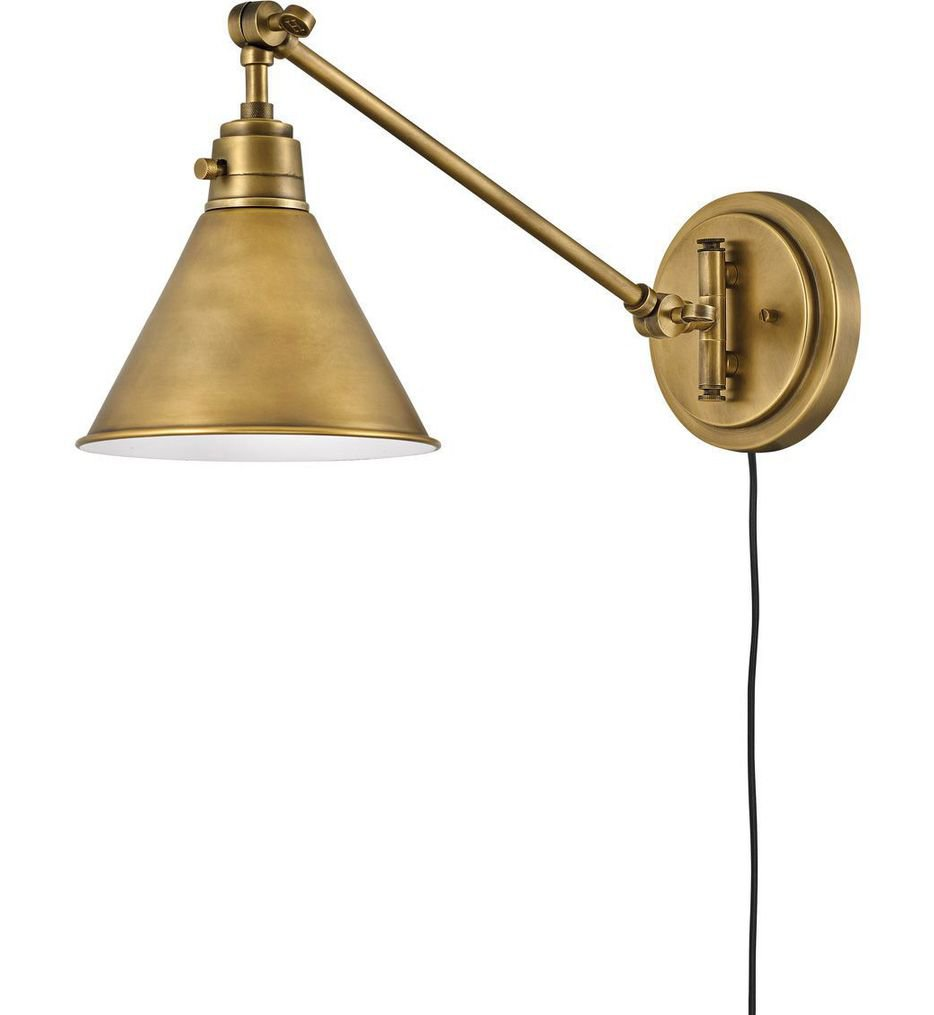 """Arti 10.25"""" Wall Sconce"""