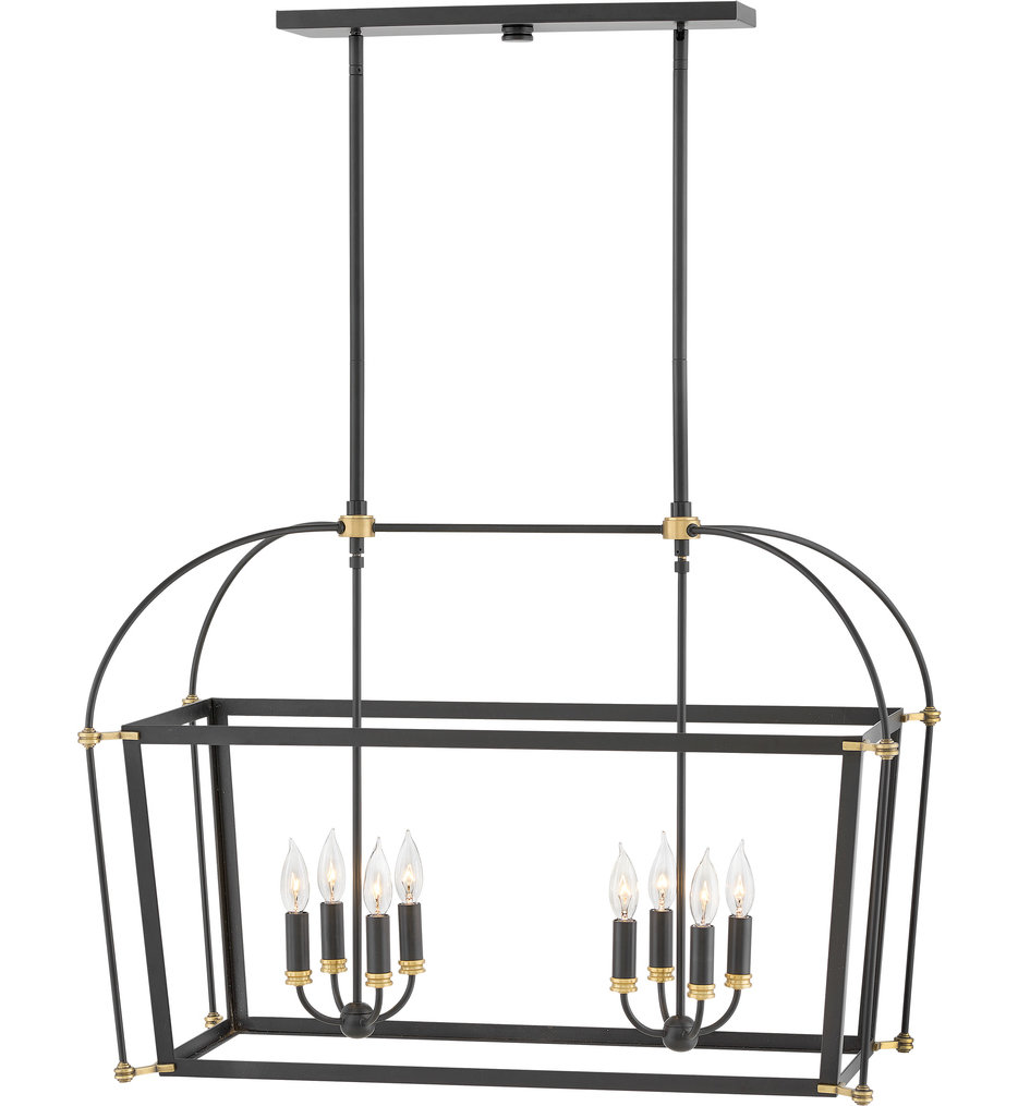 """Selby 34"""" Chandelier"""