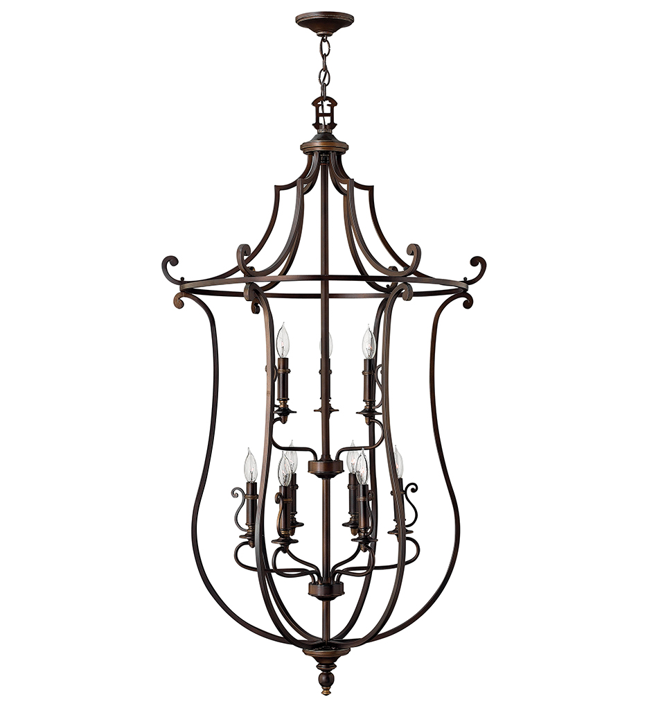 """Plymouth 30"""" Chandelier"""