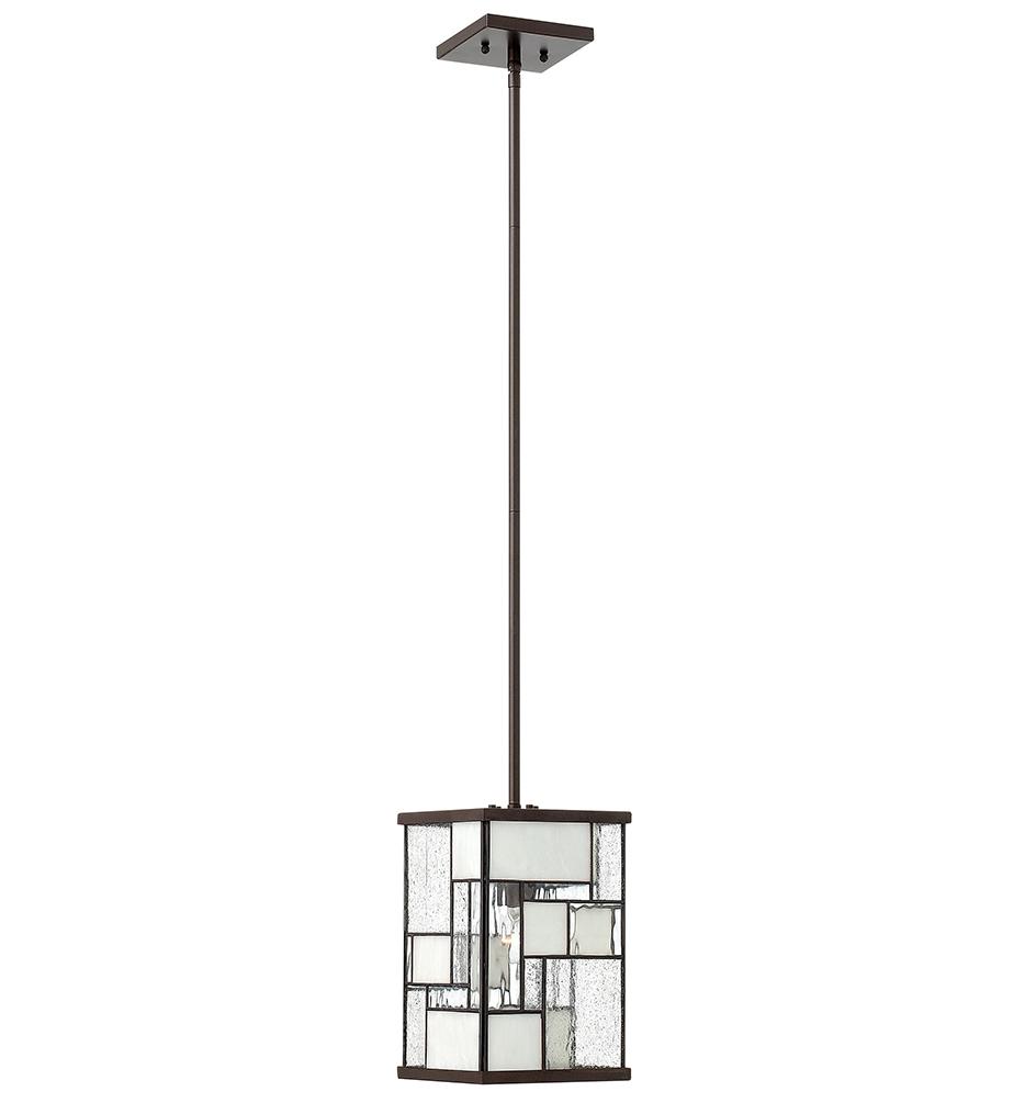"Mondrian 7"" Pendant"
