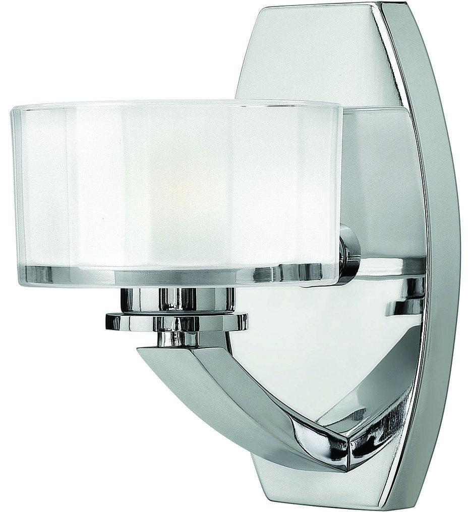 "Meridian 8"" Bath Vanity Light"