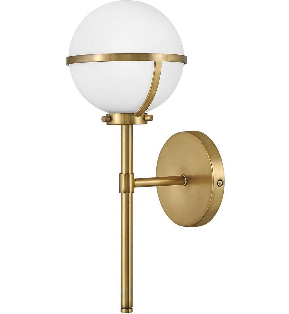 """Hollis 16"""" Wall Sconce"""