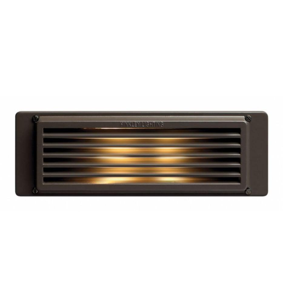 """Line Voltage Deck 10"""" Step Light"""