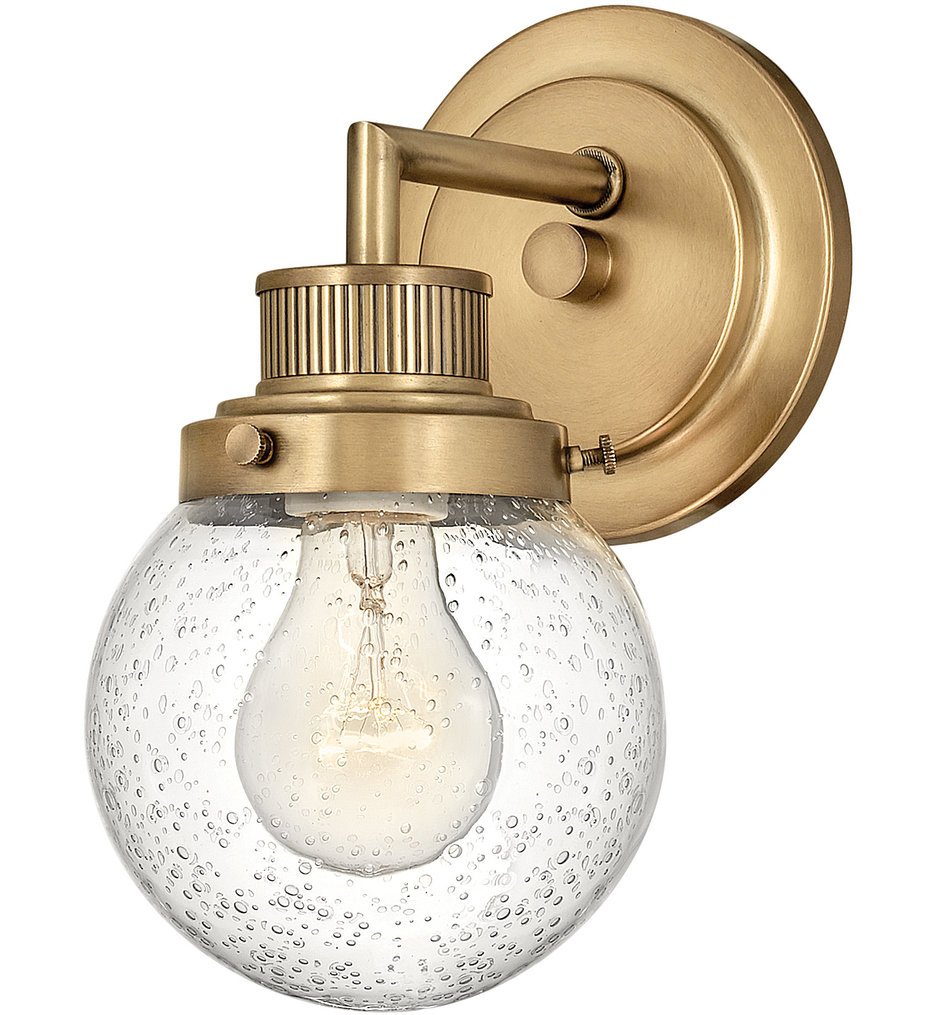 """Poppy 9.5"""" Bath Vanity Light"""