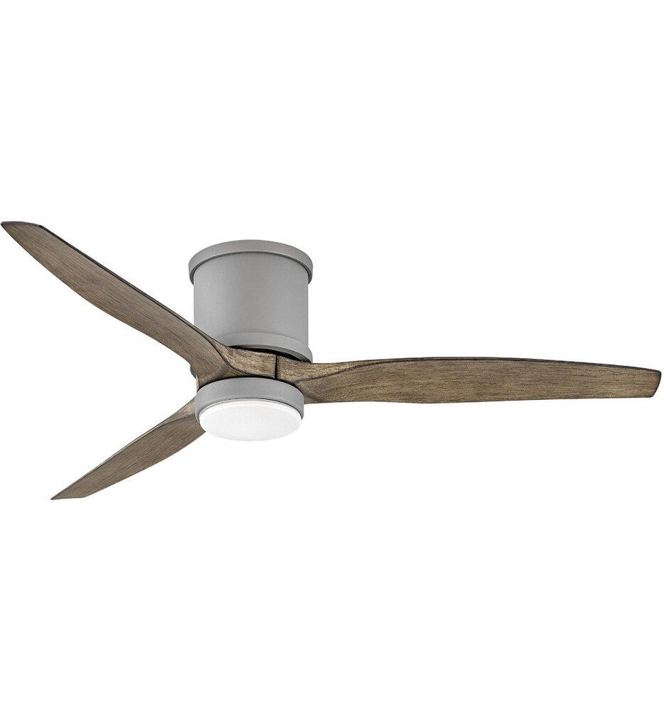 "Hover 52"" Flush Mount Fan"