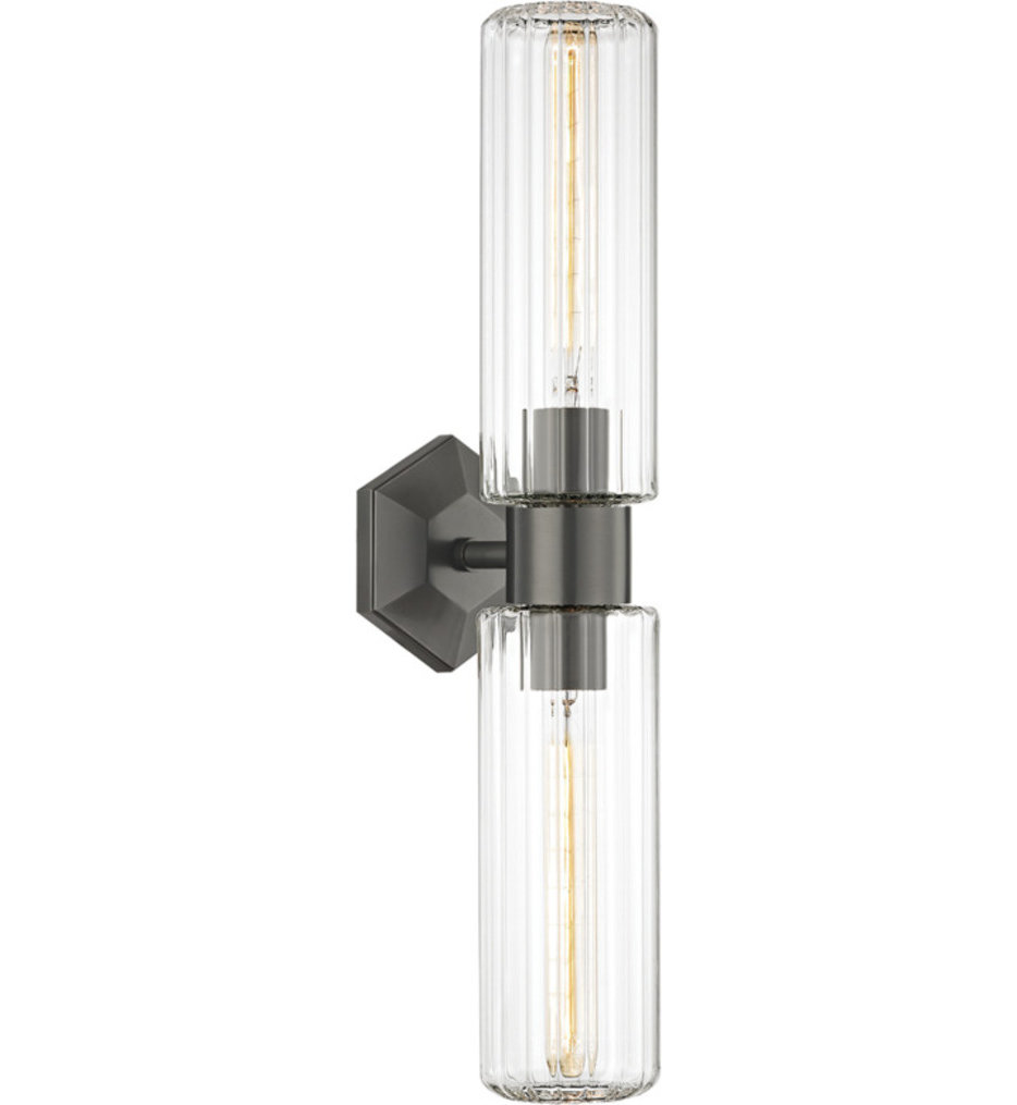 """Roebling 23.75"""" Wall Sconce"""