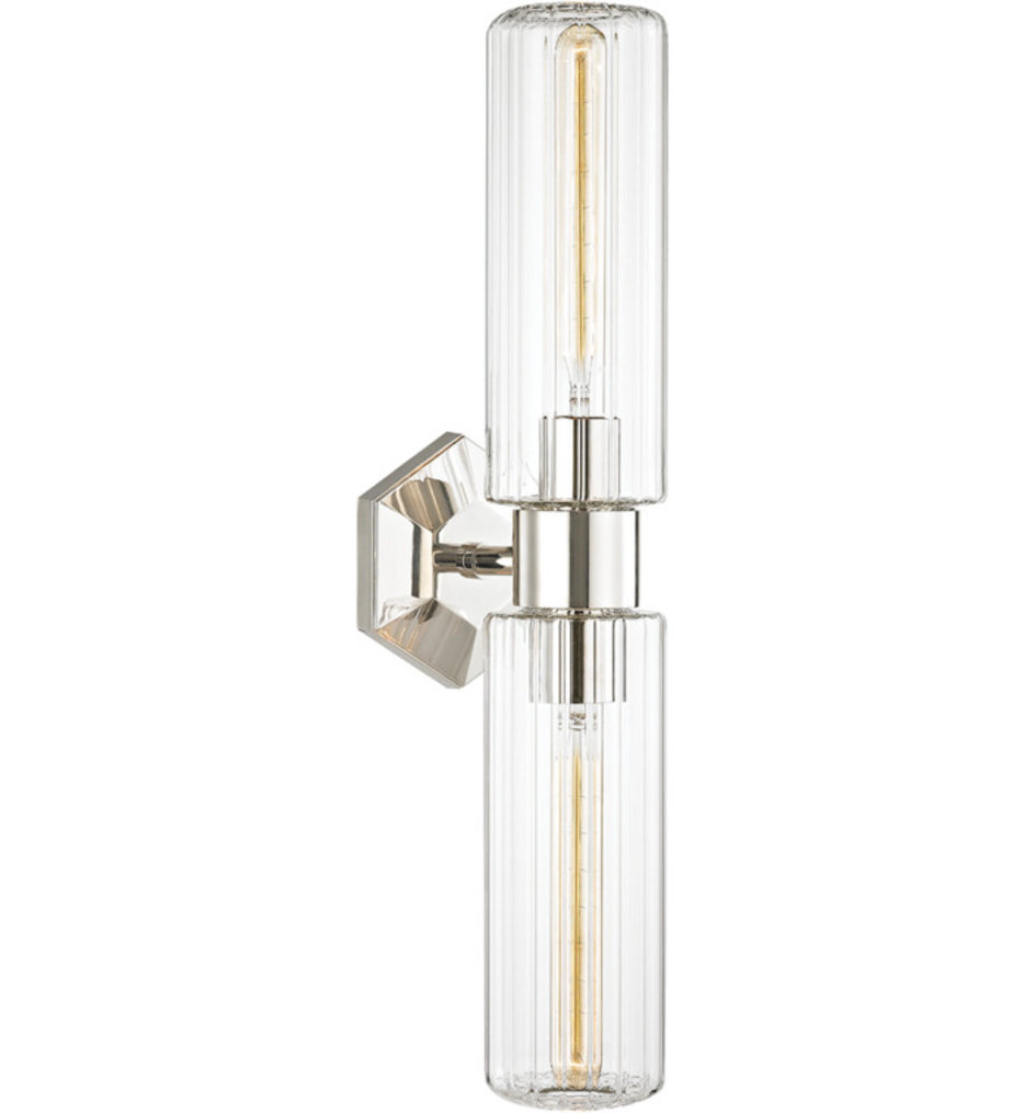 """Roebling 14.75"""" Wall Sconce"""