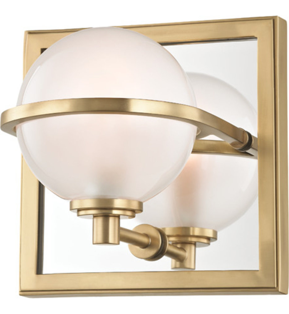 "Axiom 6"" Bath Vanity Light"