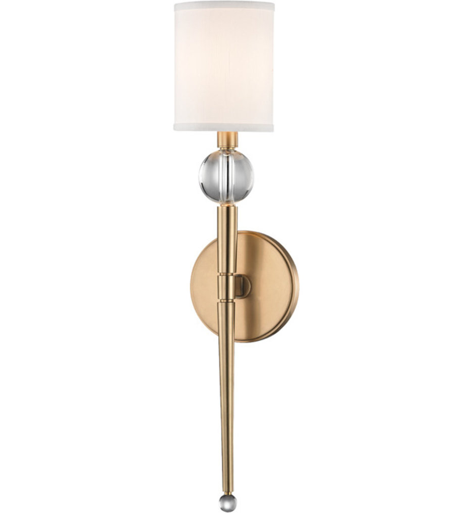"""Rockland 20.5"""" Wall Sconce"""