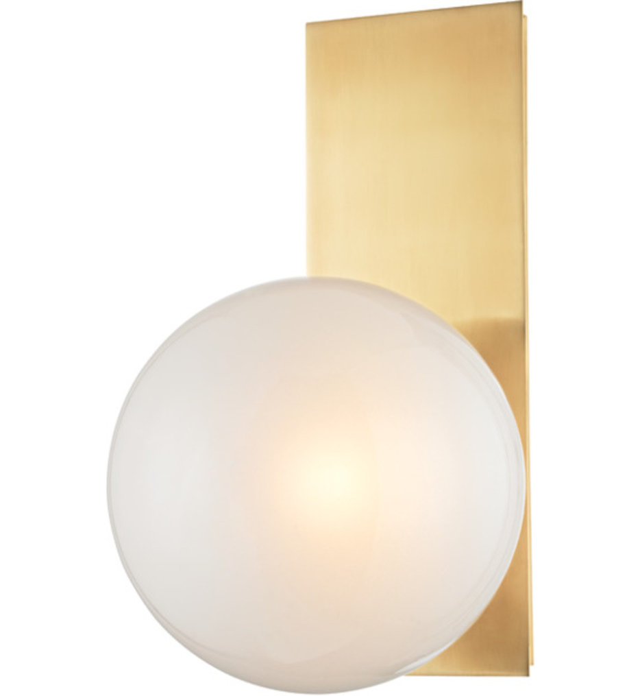 """Hinsdale 12.75"""" Wall Sconce"""
