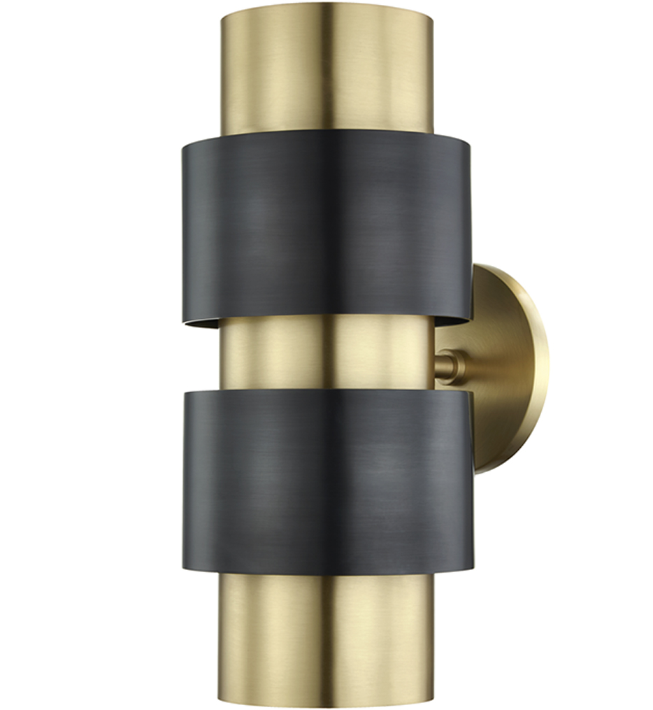"""Cyrus 13.75"""" Wall Sconce"""