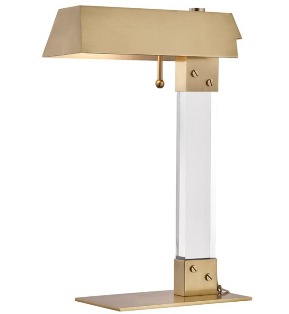 """Hunts Point 19"""" Table Lamp"""