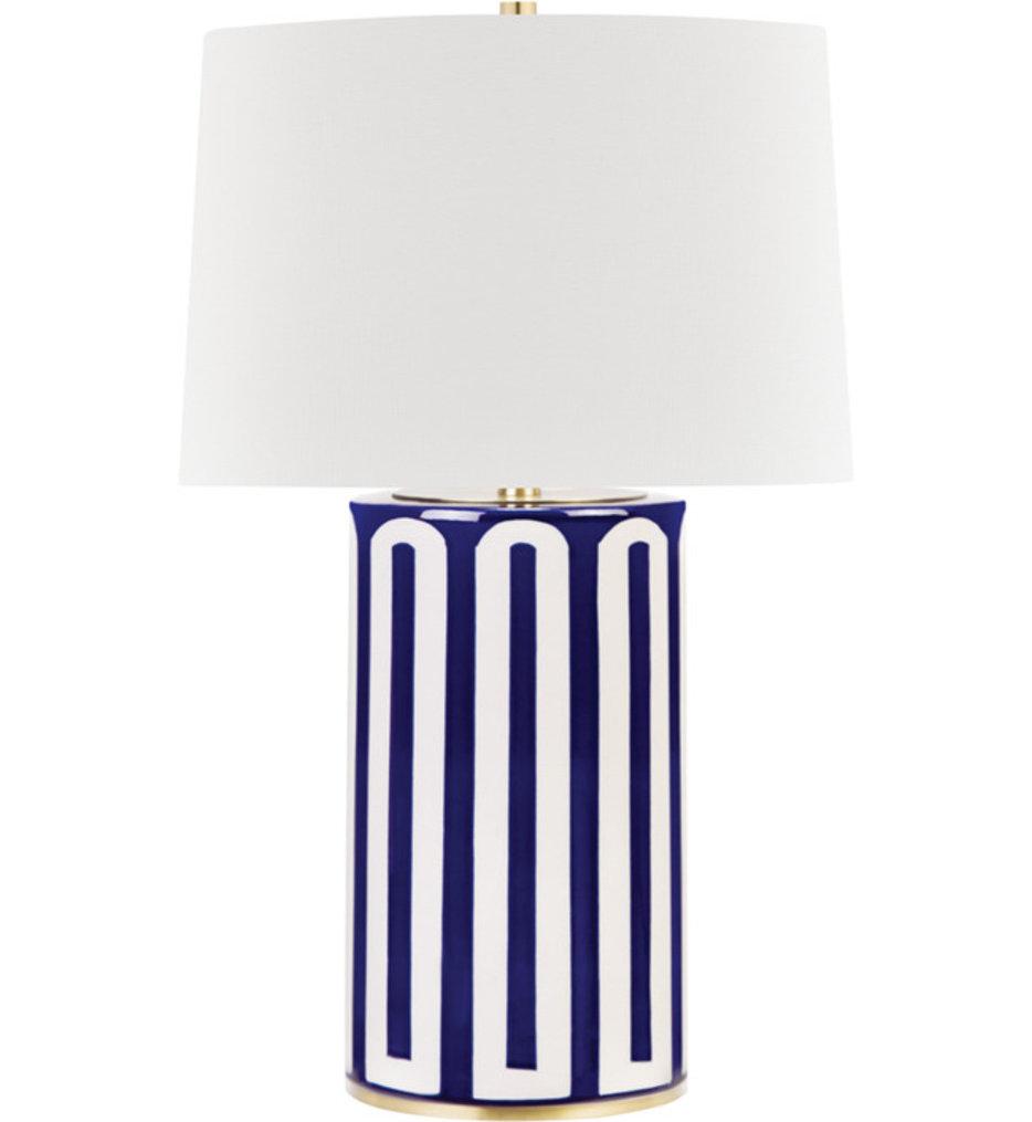 "Borneo 27"" Table Lamp"