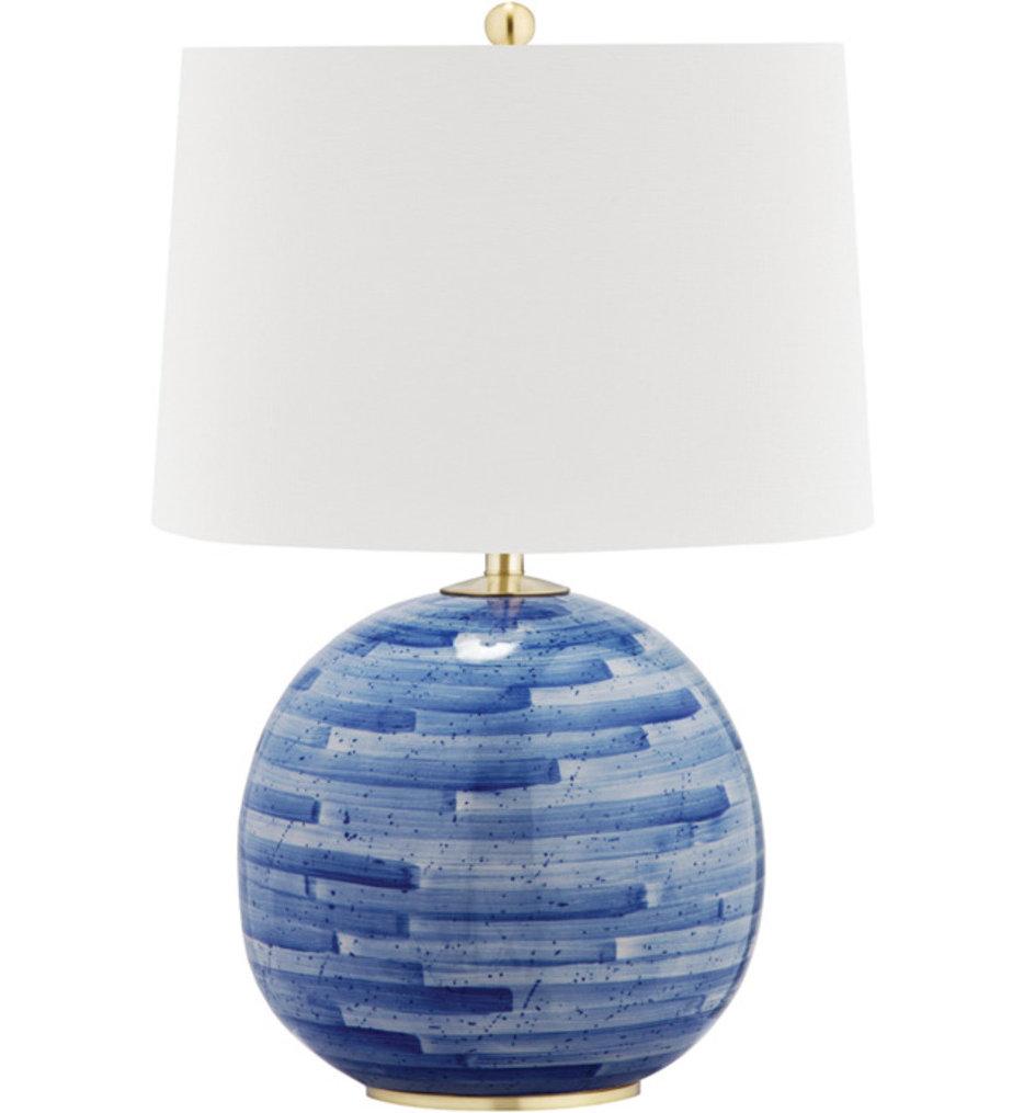 """Laurel 24"""" Table Lamp"""