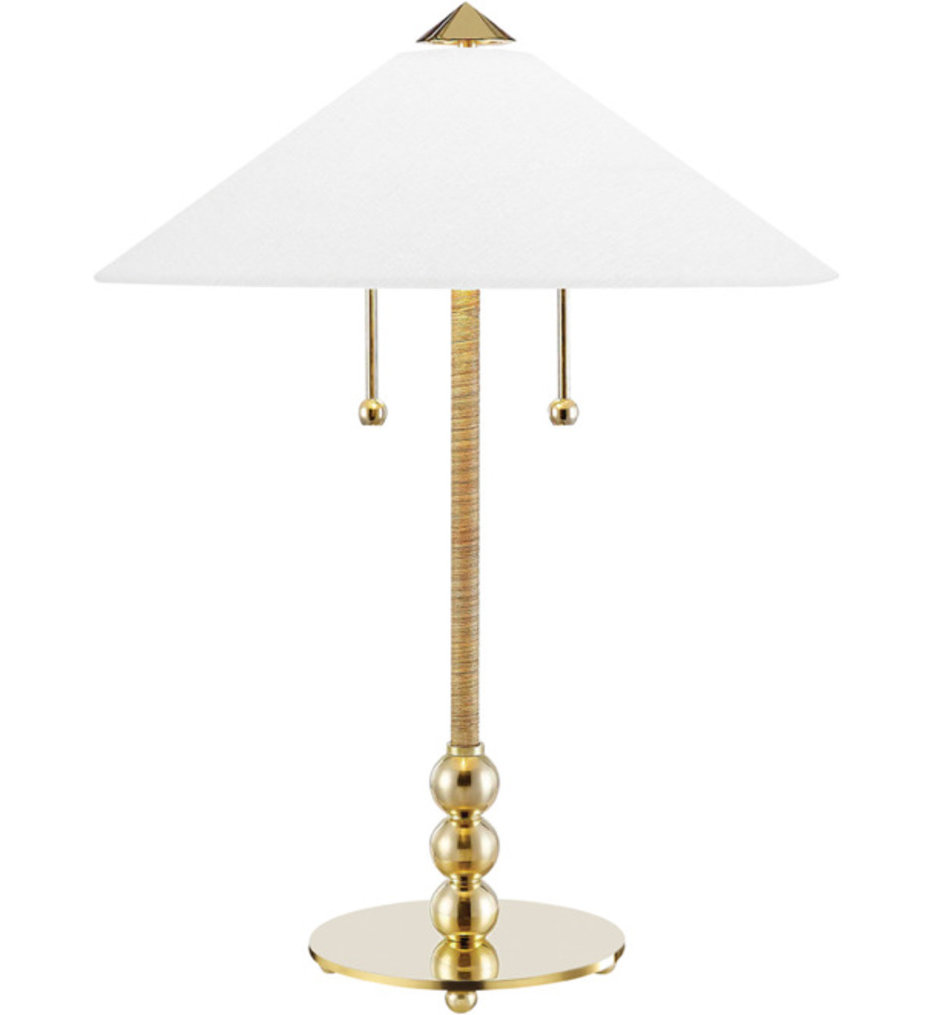 """Flare 24"""" Table Lamp"""