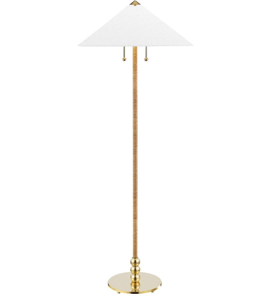 "Flare 62.25"" Floor Lamp"
