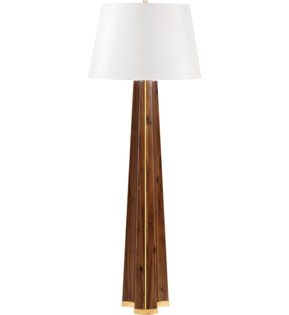 "Woodmere 61"" Floor Lamp"