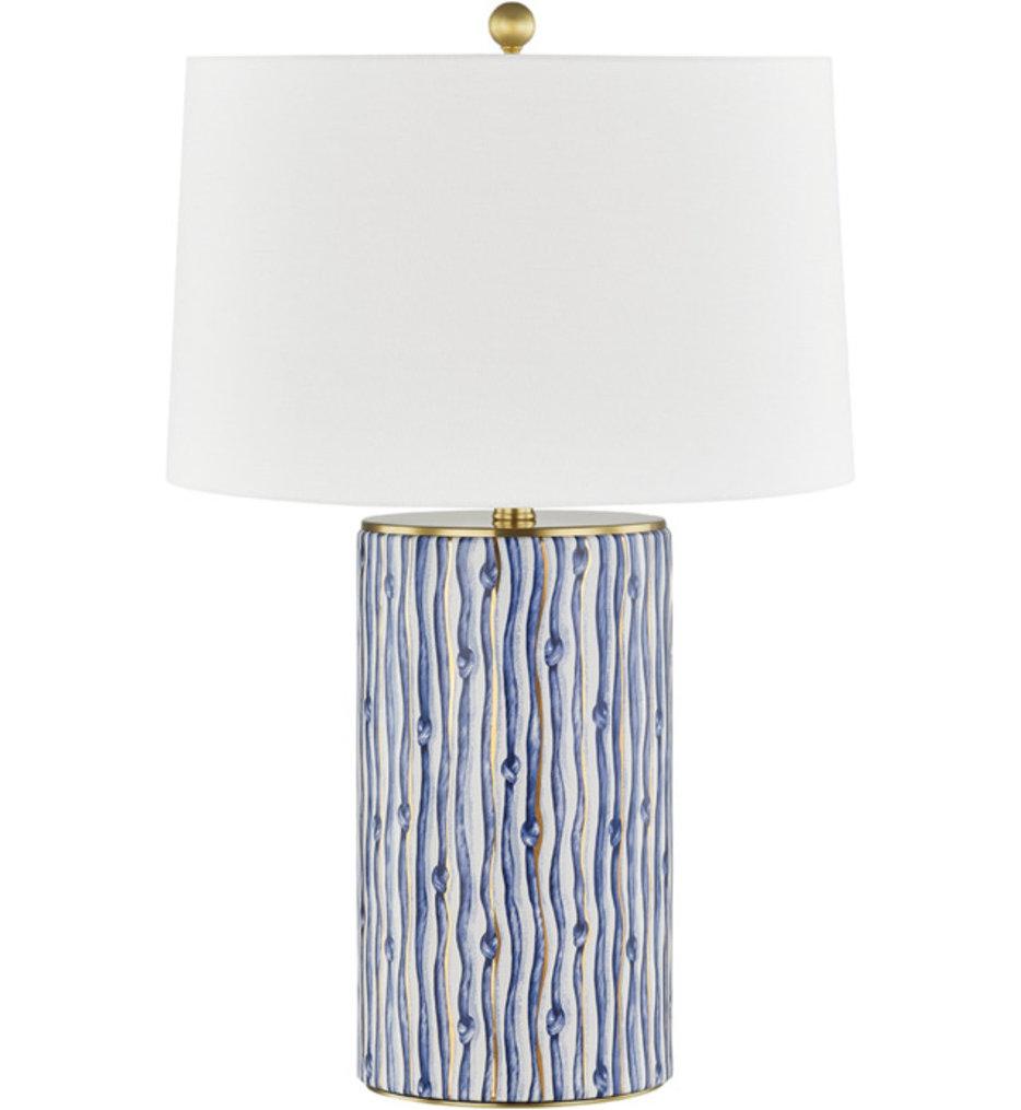 "Bohemia 26"" Table Lamp"