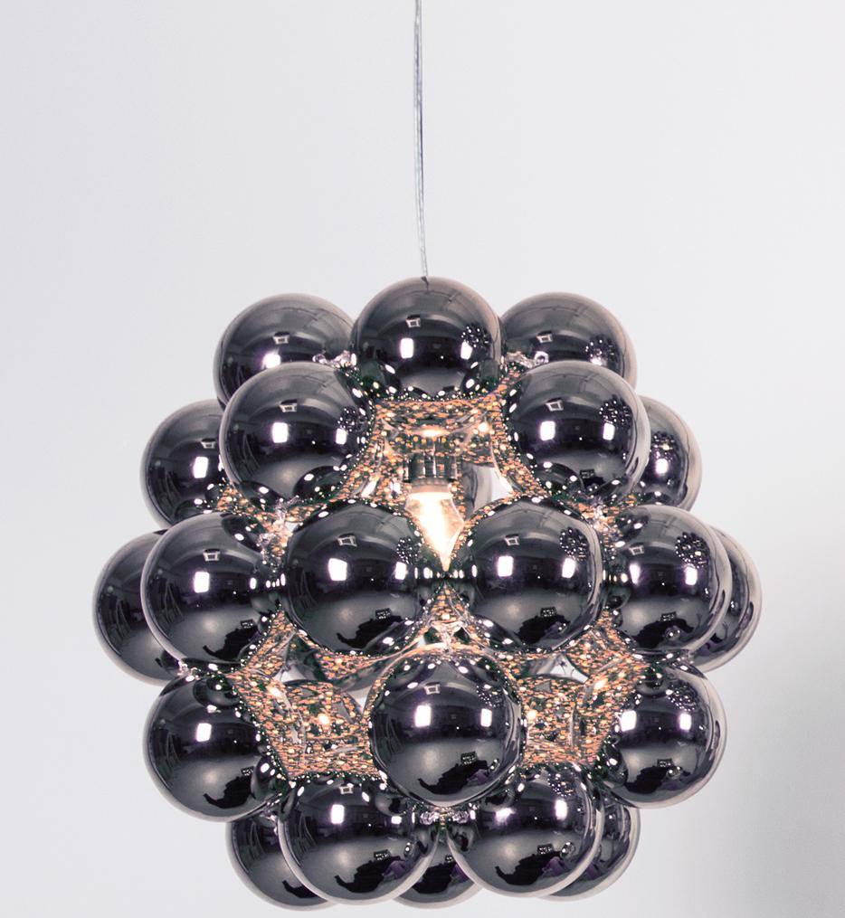 "Beads 21.3"" Pendant"
