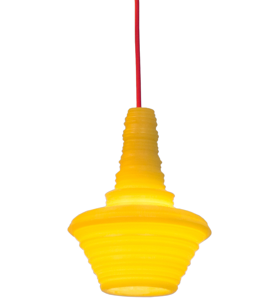 "Stupa 7.1"" Pendant"