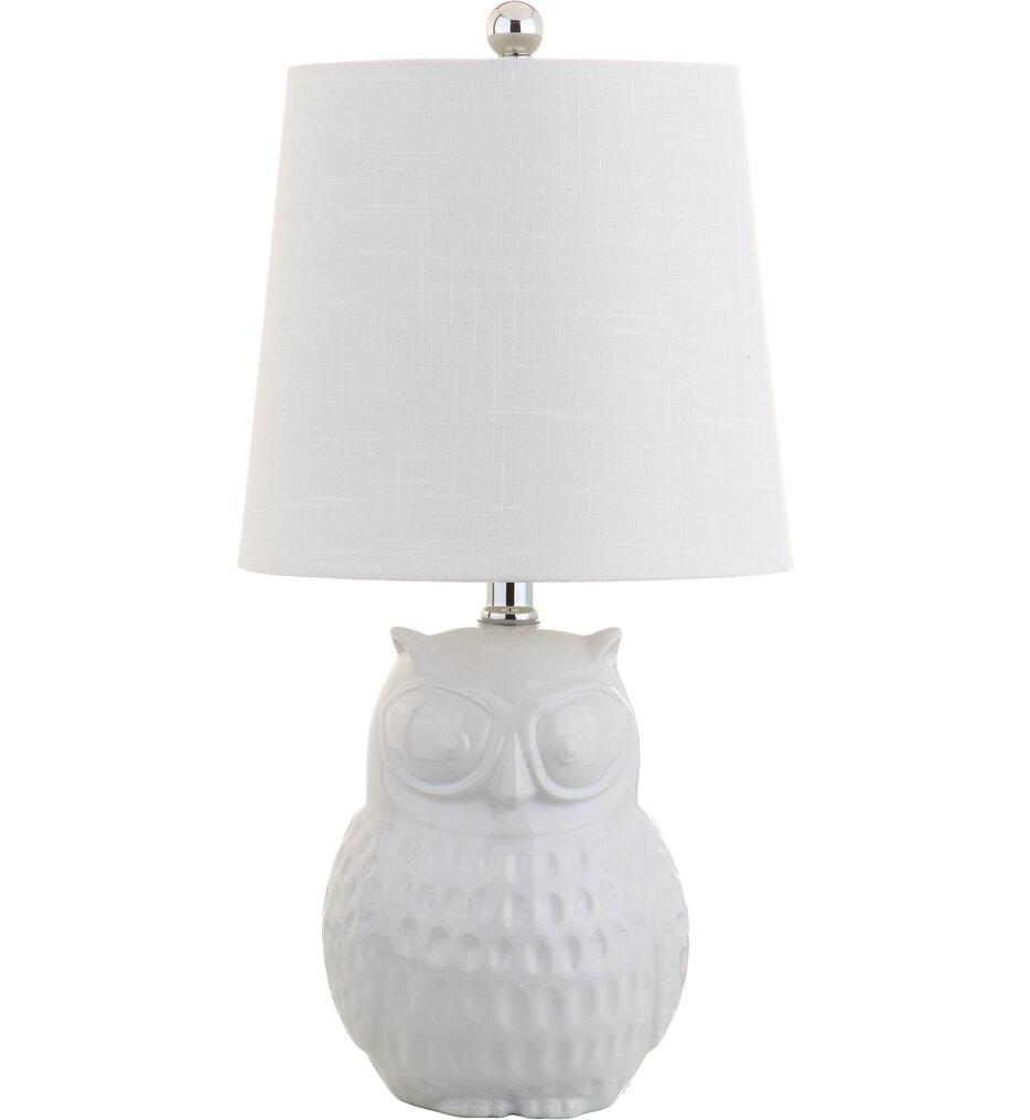 """Hoot 20.5"""" Table Lamp"""
