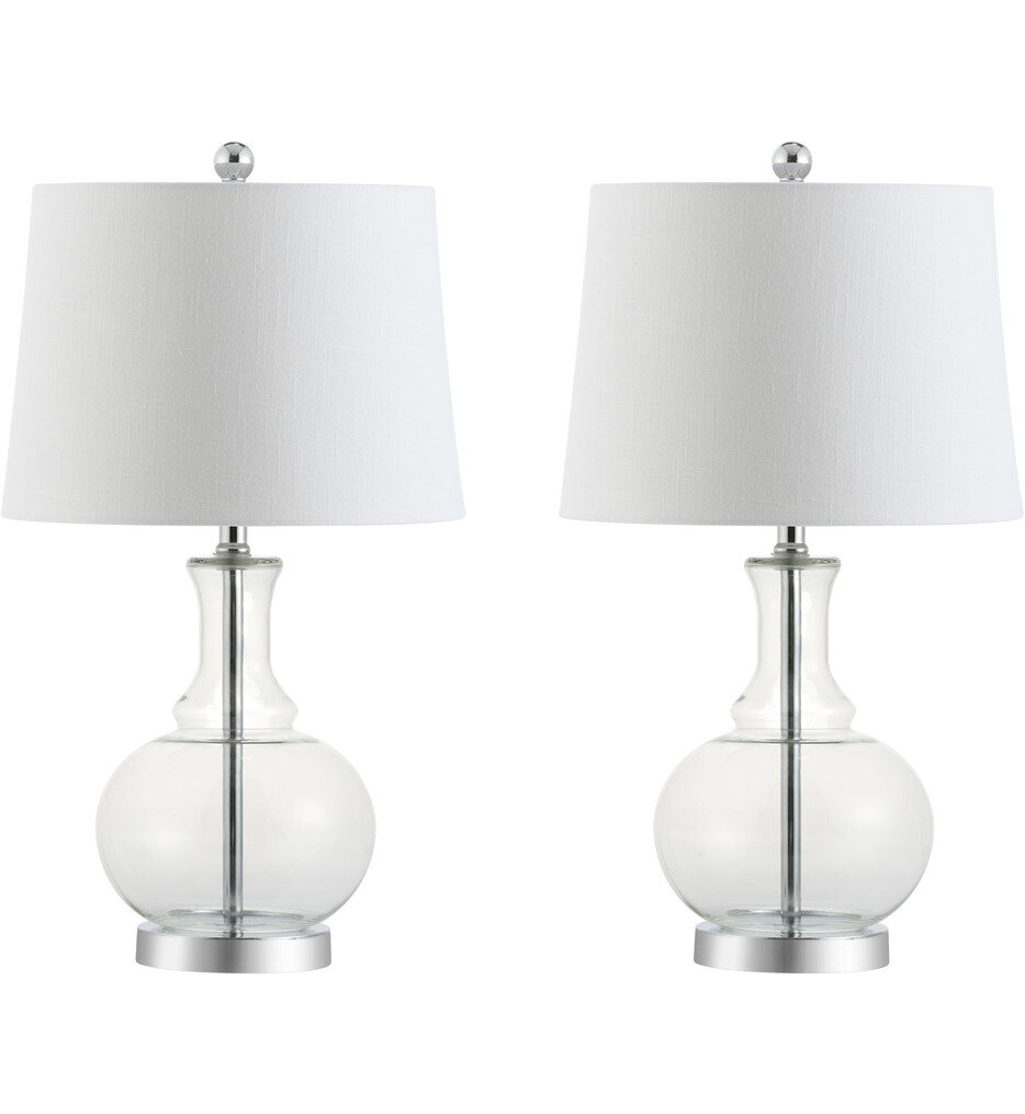 "Lavelle 25"" Table Lamp (Set of 2)"