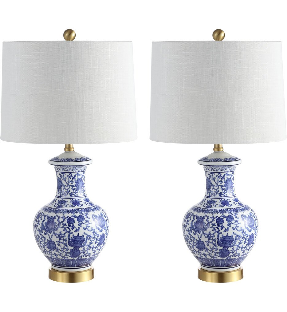"Jennifer 25.25"" Table Lamp (Set of 2)"