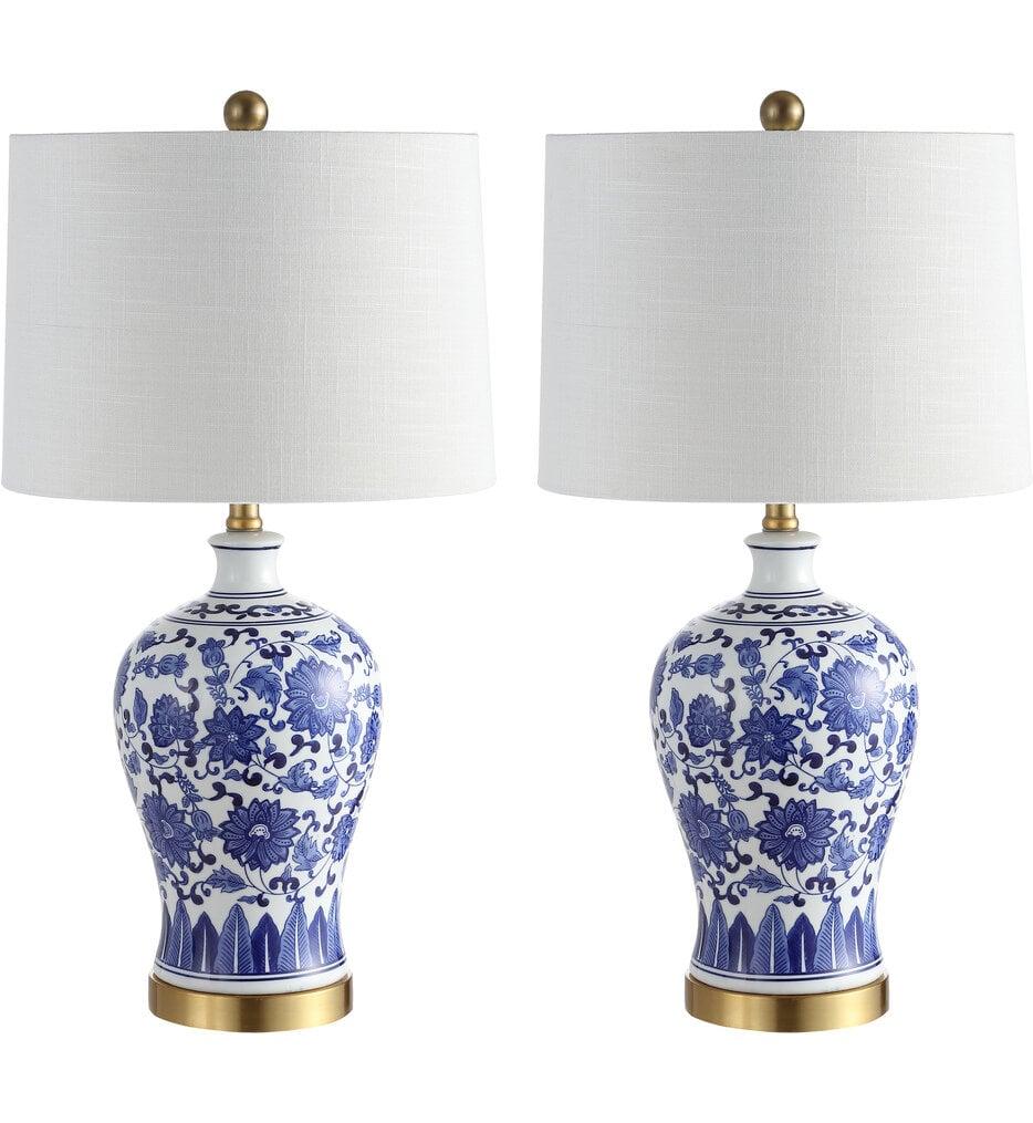 """Jennifer 25.75"""" Table Lamp (Set of 2)"""