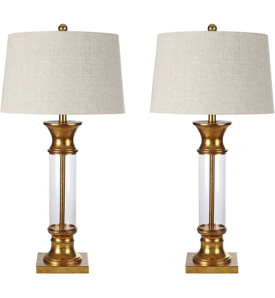 "Hunter 32"" Table Lamp (Set of 2)"