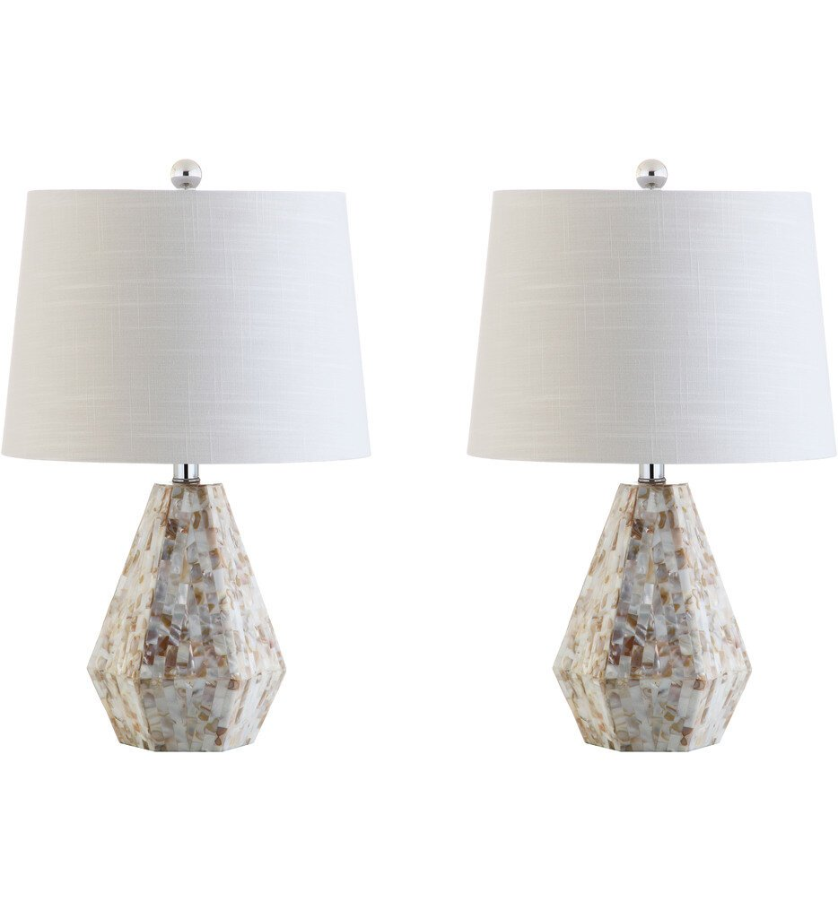 "Isabella 21"" Table Lamp (Set of 2)"