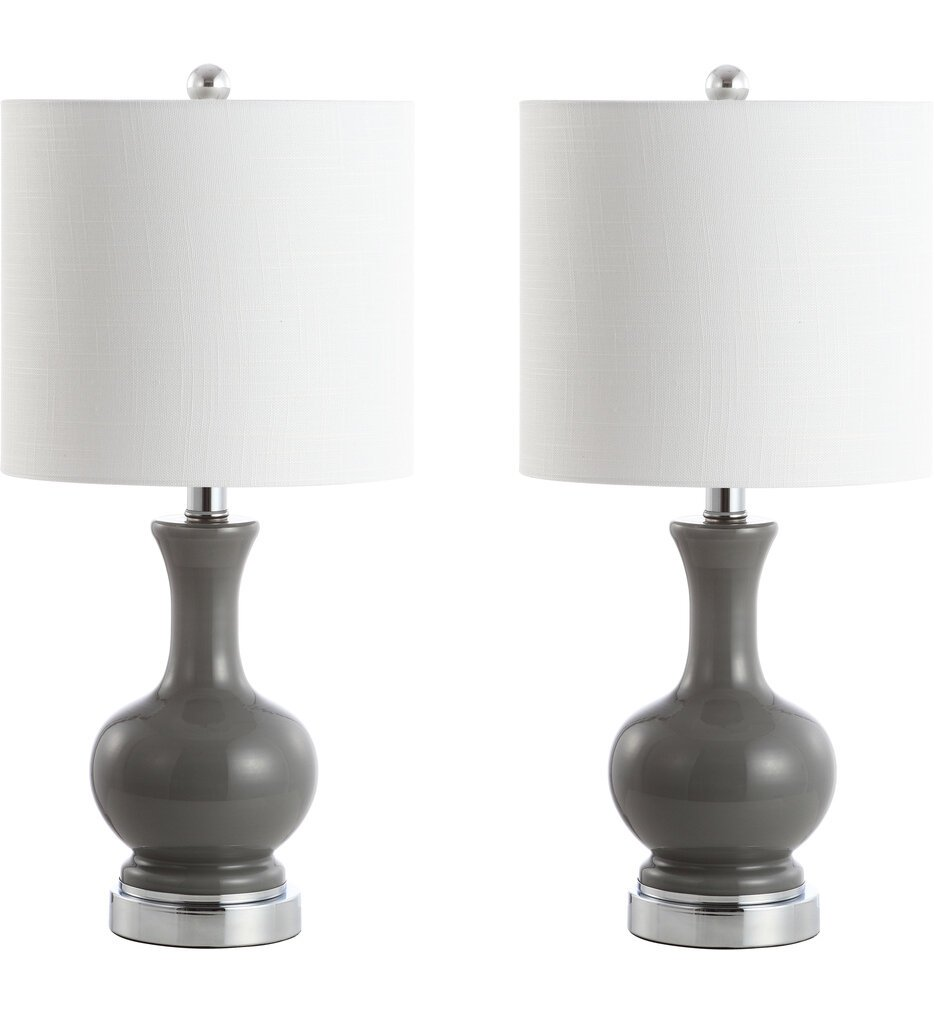 """Cox 21.5"""" Table Lamp (Set of 2)"""