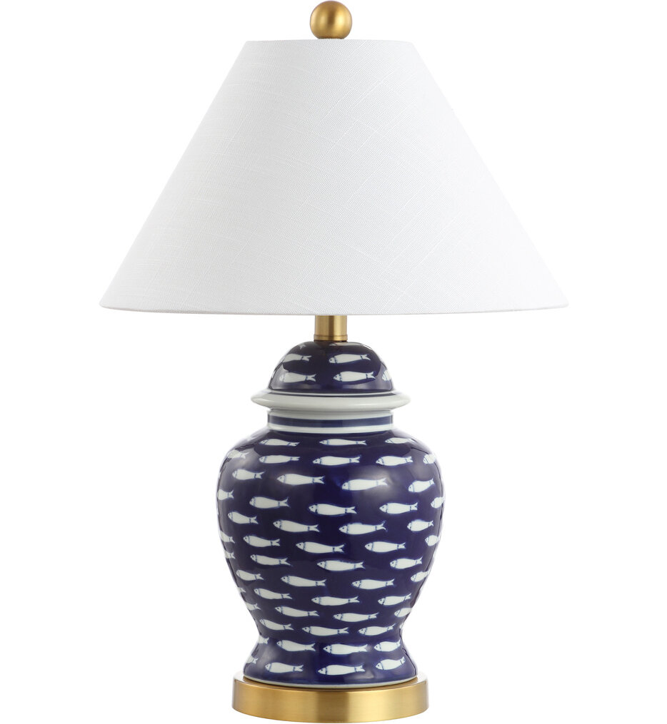 "School 22"" Table Lamp"