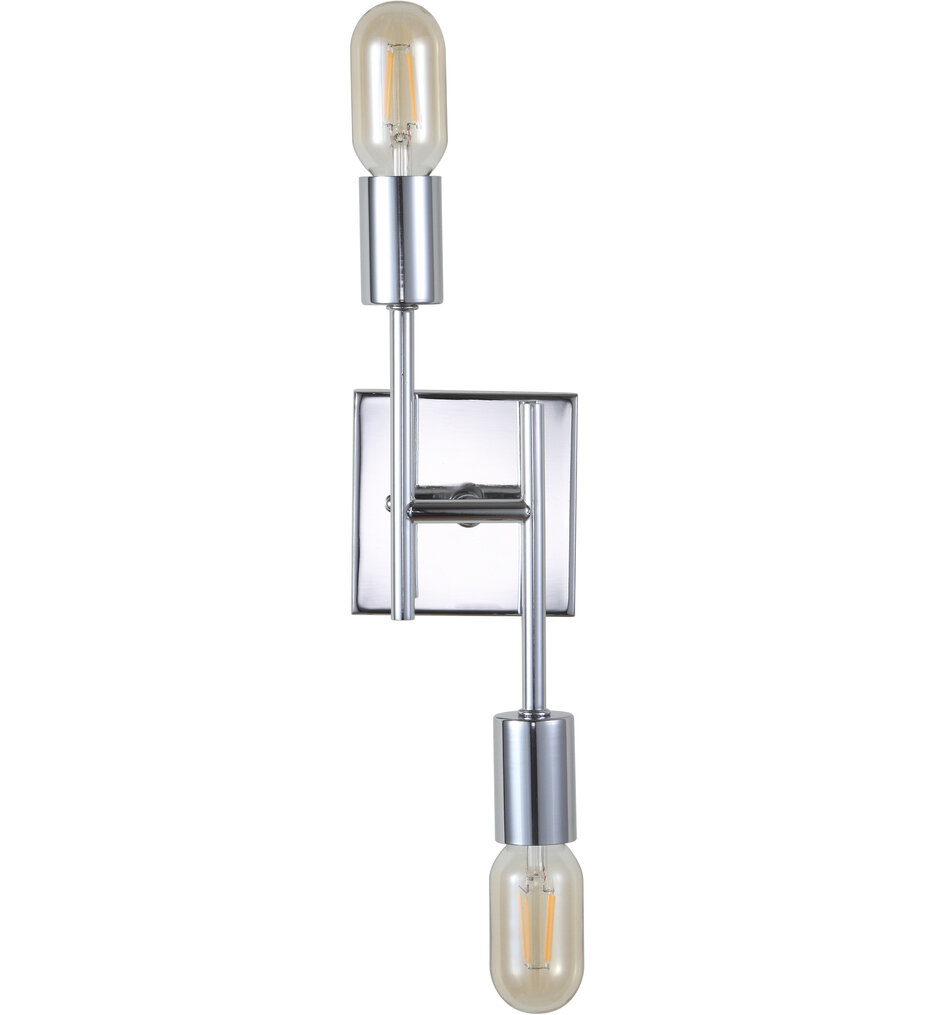 """Turing 18.75"""" Wall Sconce"""