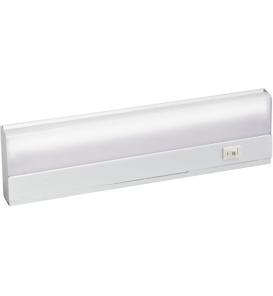 "Direct Wire Fluorescent 12"" Cabinet Light Bar"