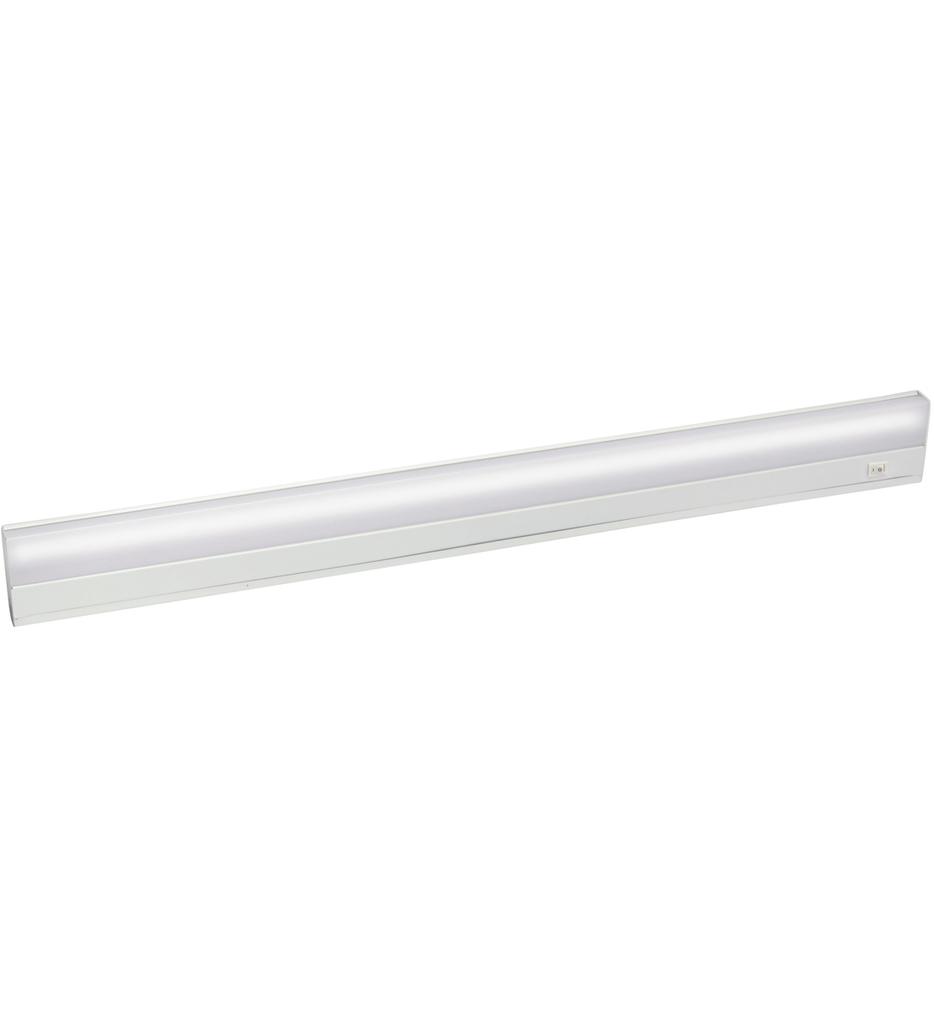 "Direct Wire Fluorescent 33"" Cabinet Light Bar"