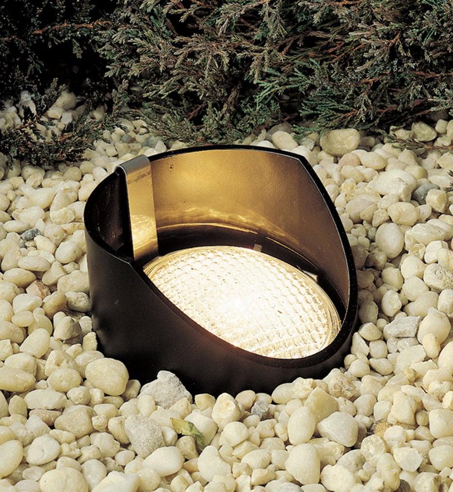 """Landscape 8"""" InGround Light (Set of 12)"""
