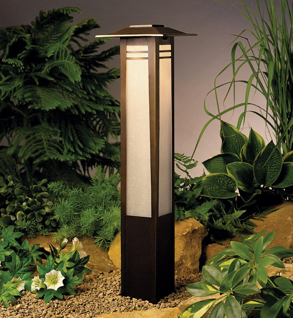 """Zen Garden 26"""" Bollard Path Light"""