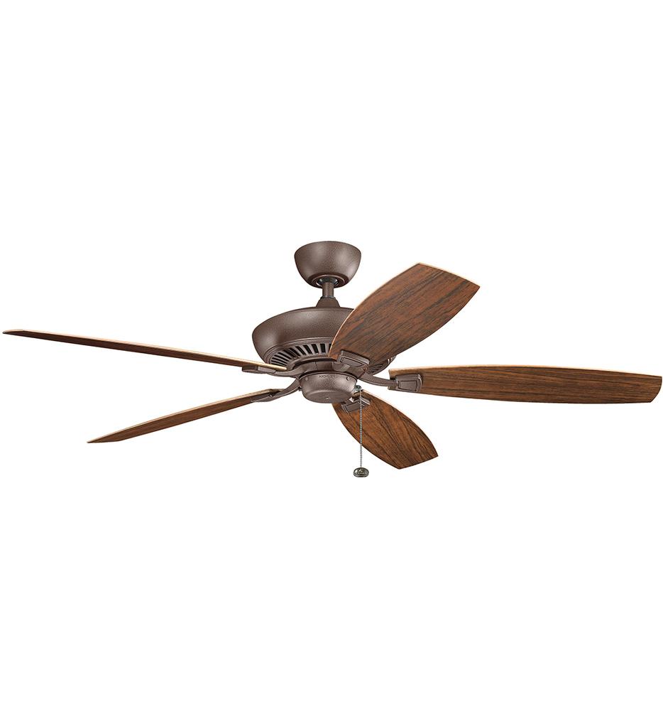 """Tulle Patio 60"""" Outdoor Fan"""