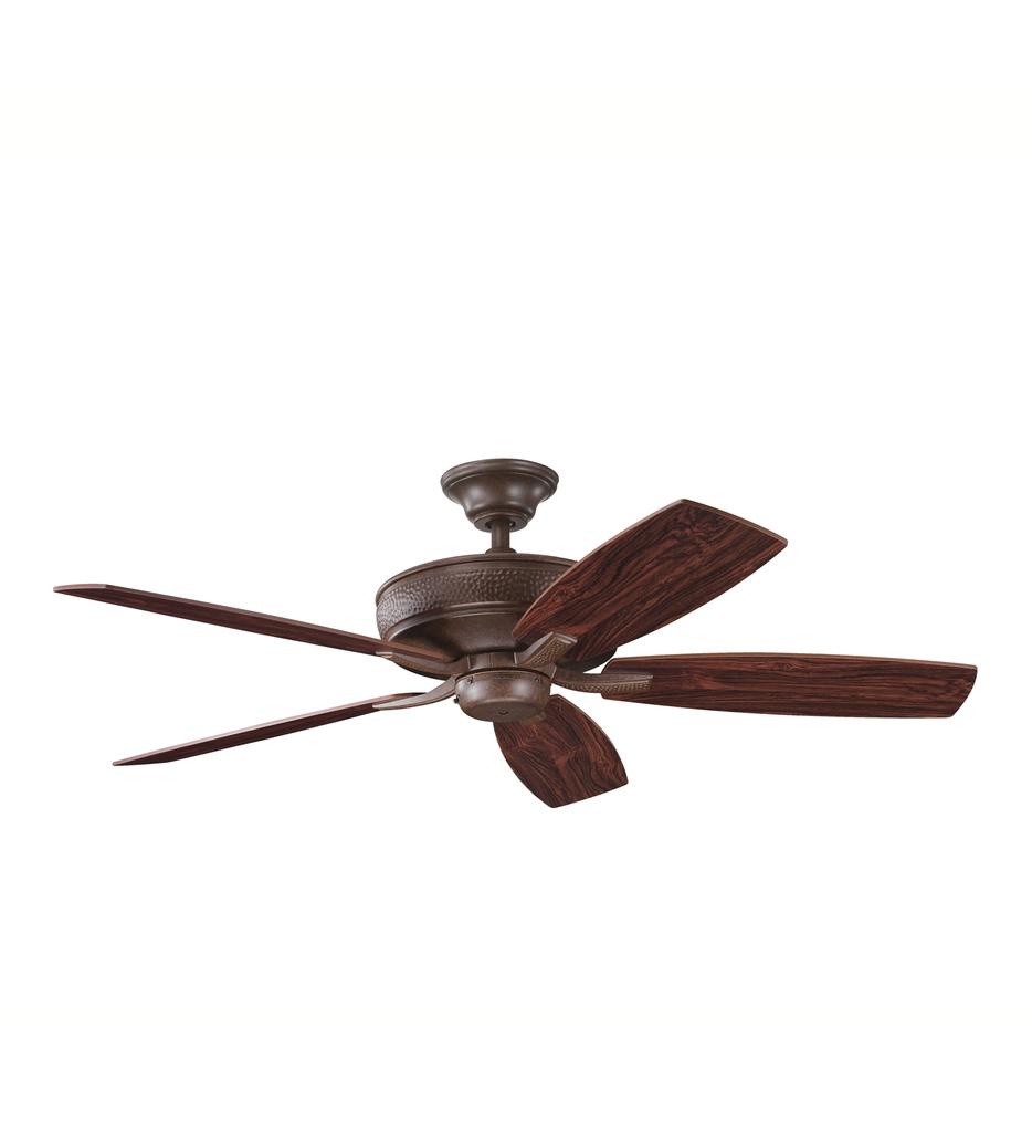 """Monarch II 52"""" Ceiling Fan"""