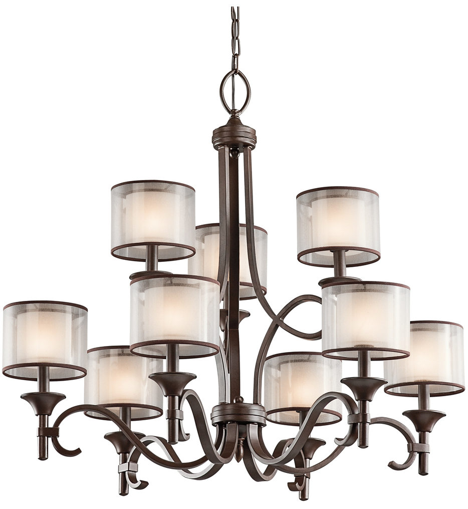 """Lacey 34.25"""" Chandelier"""