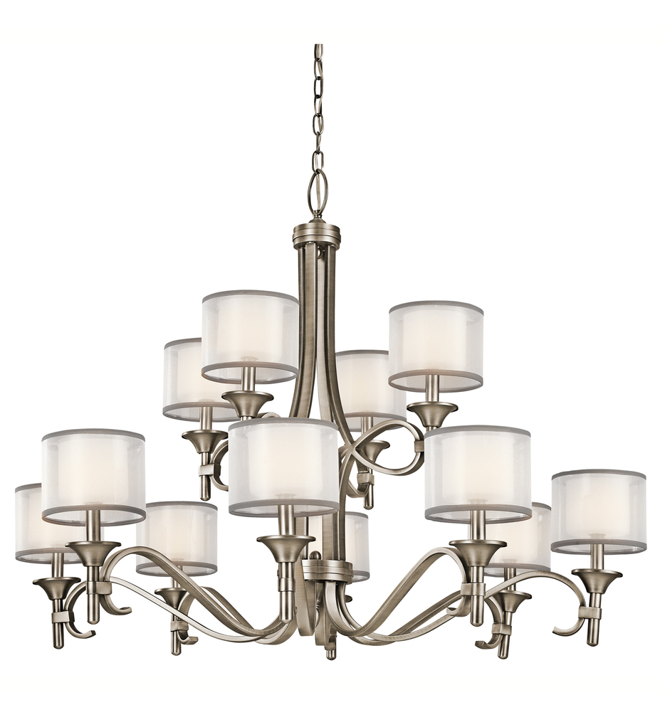 """Lacey 42"""" Chandelier"""