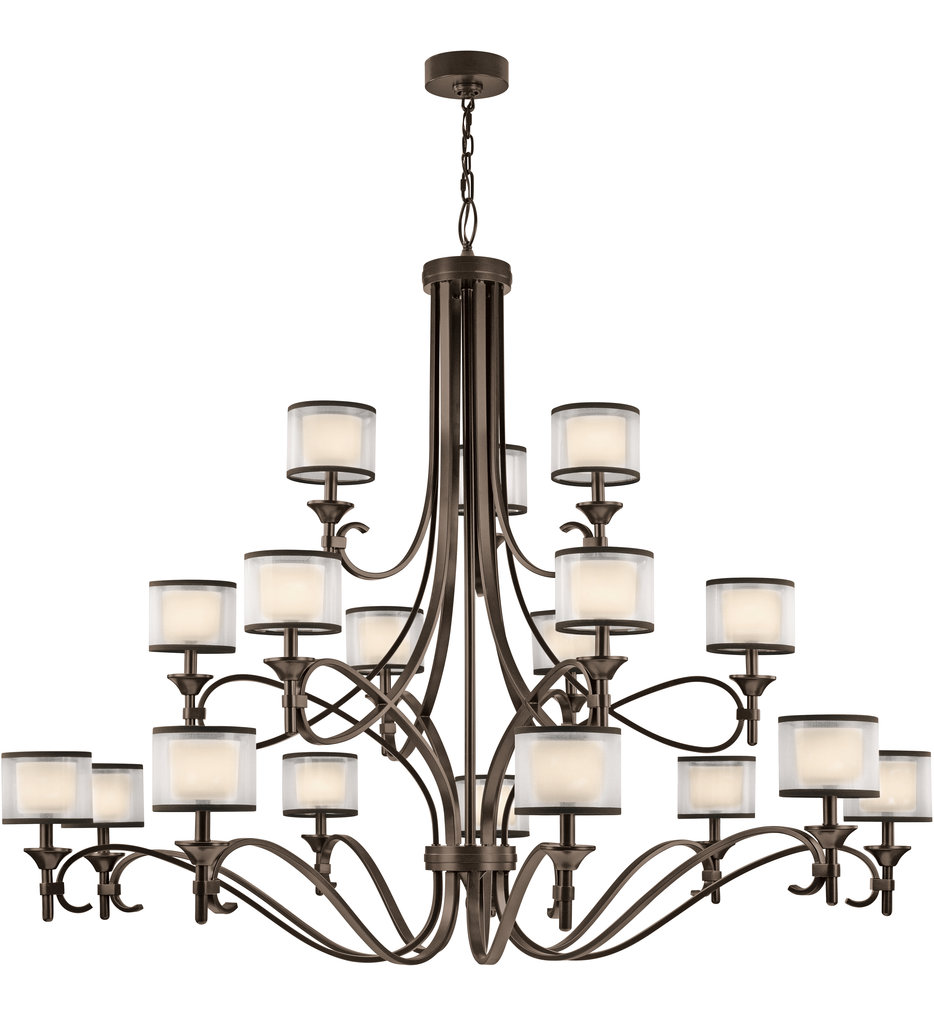 """Lacey 62"""" Chandelier"""