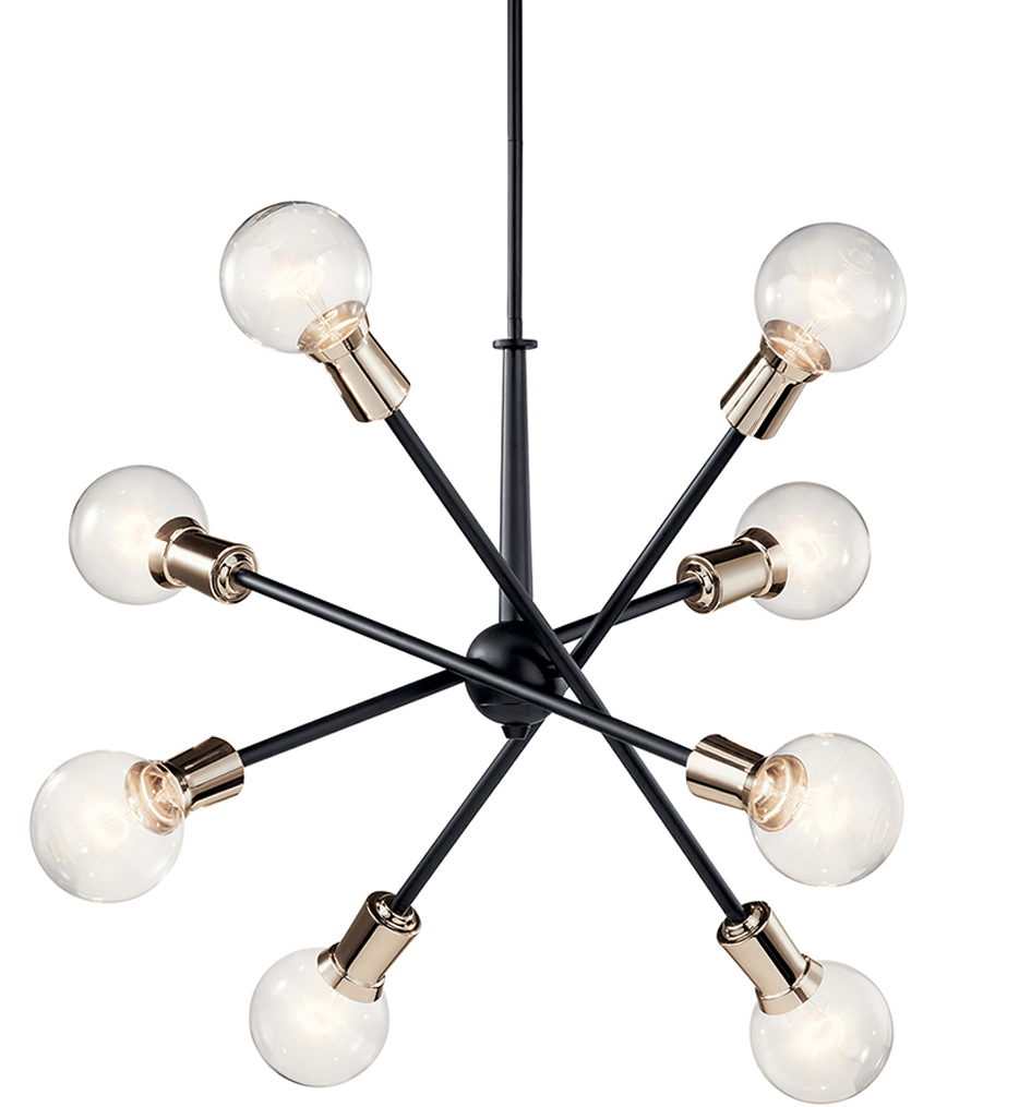 """Armstrong 30"""" Chandelier"""