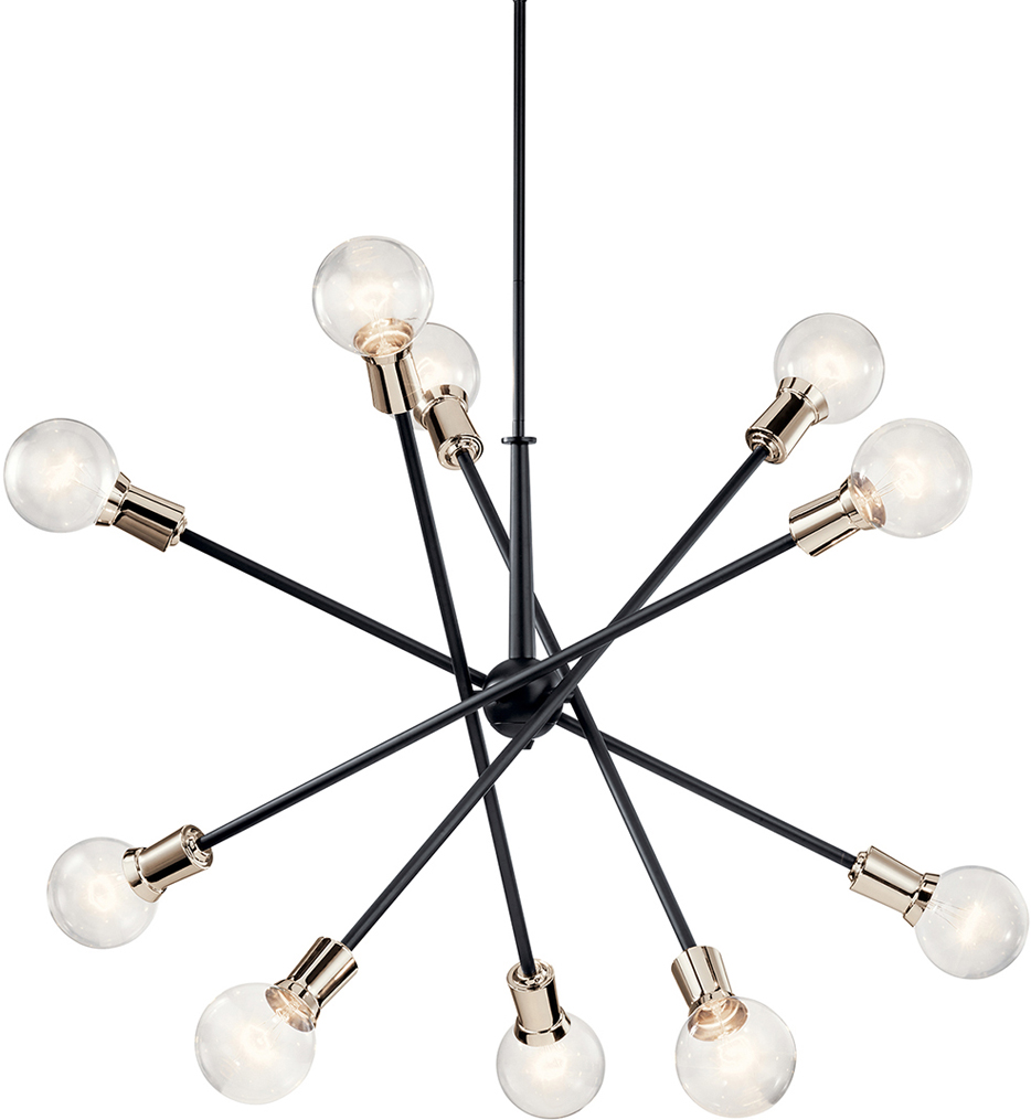 """Armstrong 47"""" Chandelier"""