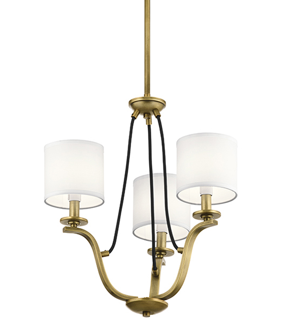"""Thisbe 18"""" Chandelier"""