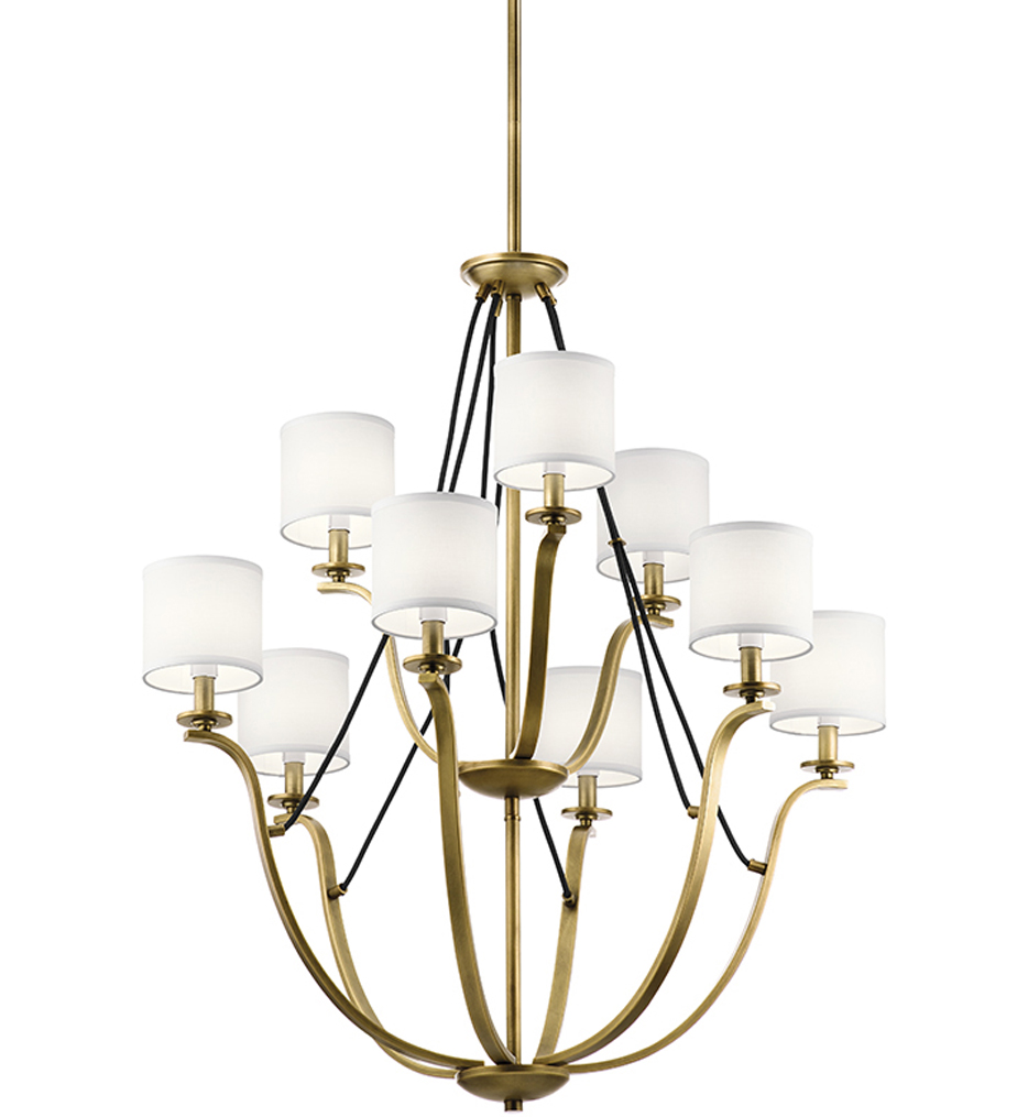 """Thisbe 33"""" Chandelier"""