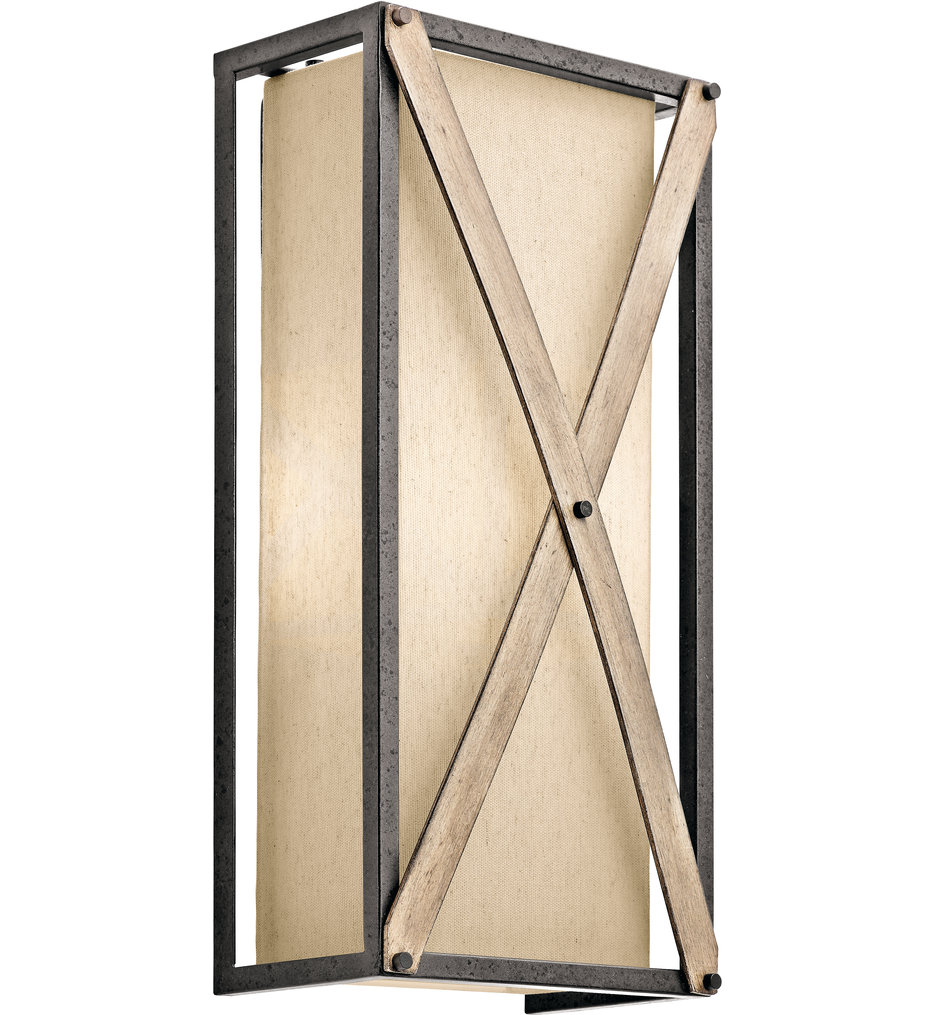 """Cahoon 18"""" Wall Sconce"""