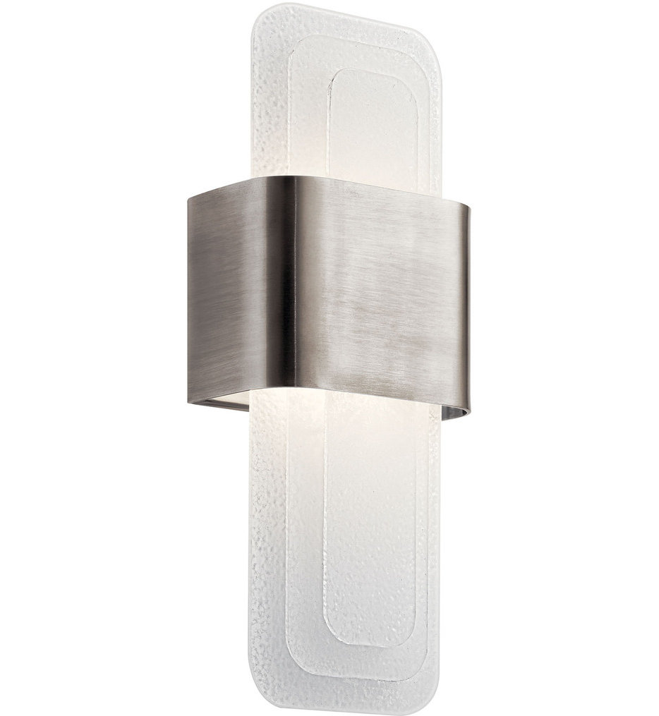"""Serene 17"""" Wall Sconce"""