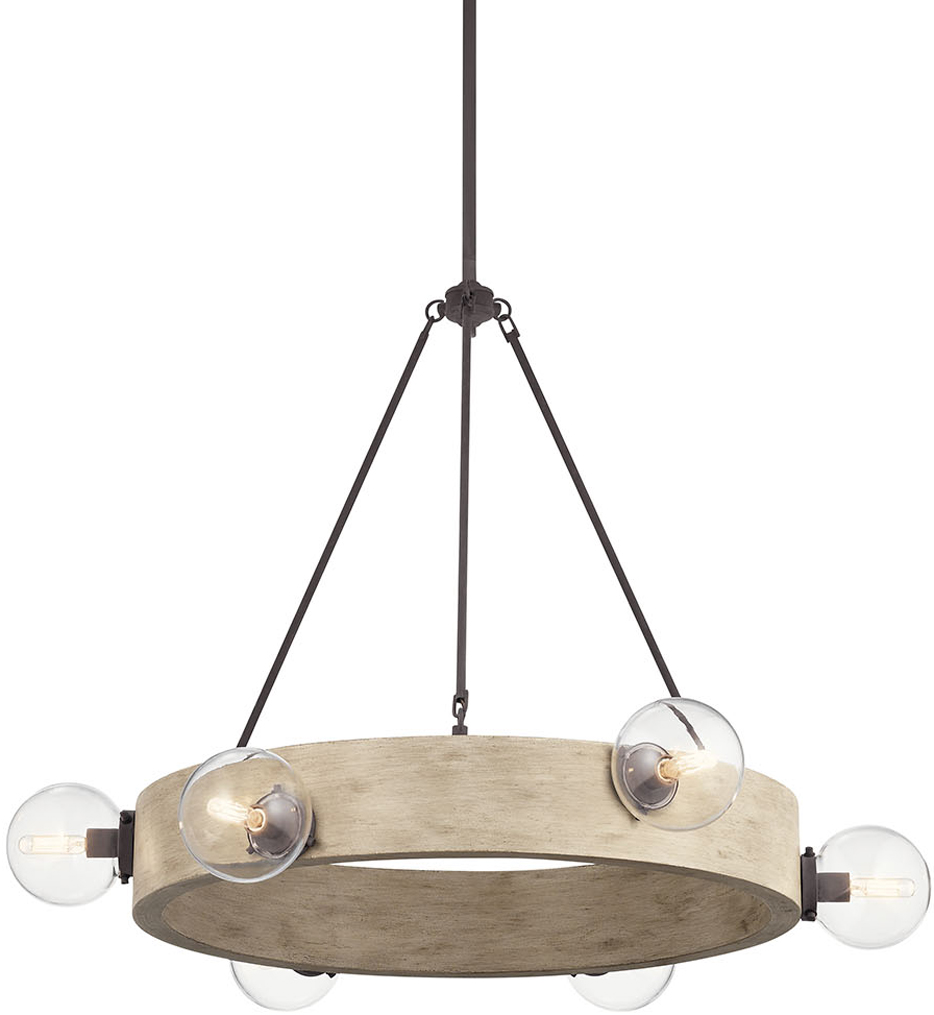 """Marquee 37"""" Chandelier"""