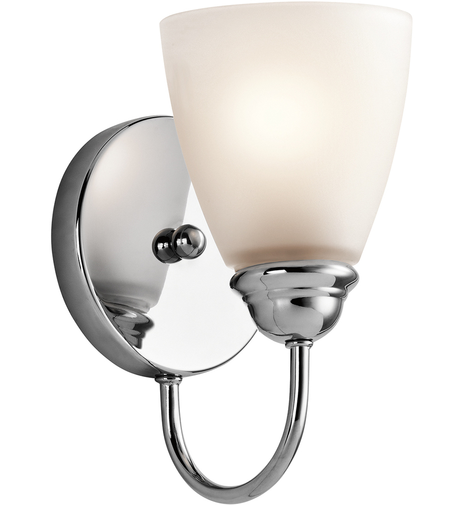 """Jolie 9"""" Wall Sconce"""